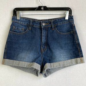 BDG Rolled-up Denim Short
